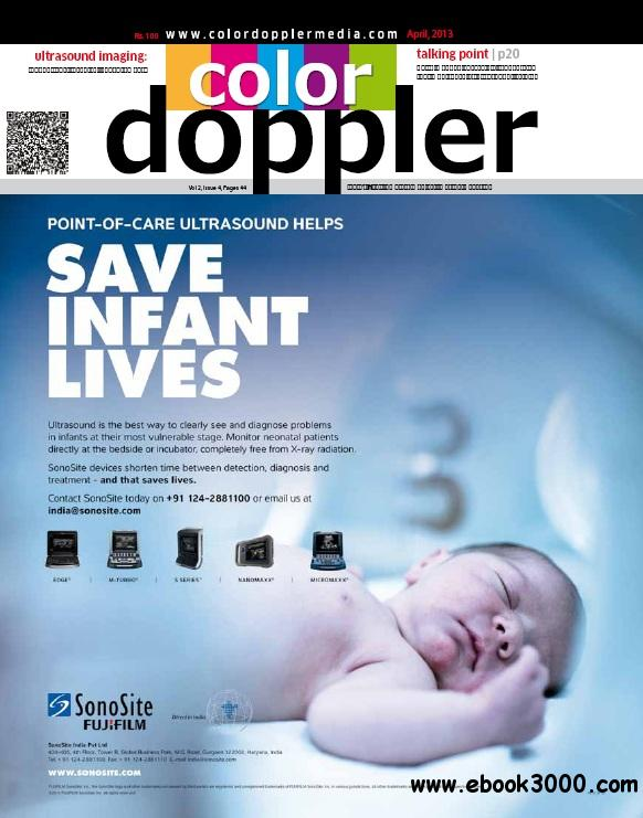 Color Doppler - April 2013 free download