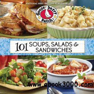 101 Soups, Salads & Sandwiches free download