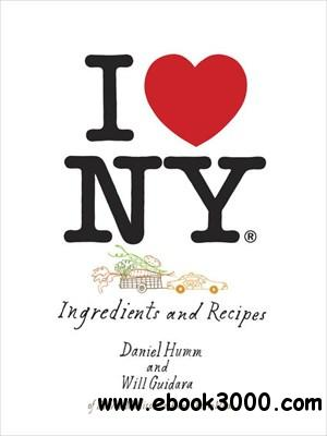I Love New York: Ingredients and Recipes free download