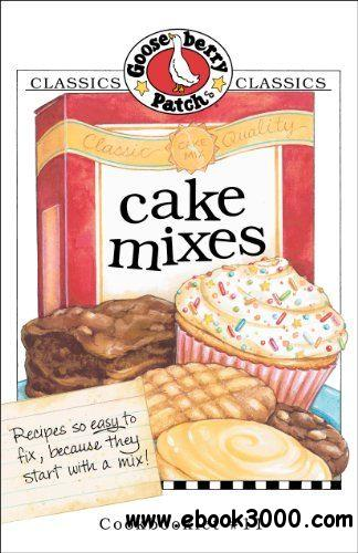 Cake Mixes Cookbook free download