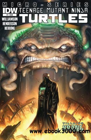 Teenage Mutant Ninja Turtles Villains Micro-Series - Krang 001 (2013) free download