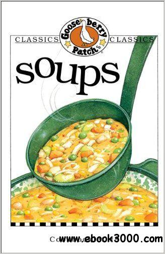 Soups Cookbook (Classic Cookbooklets) free download