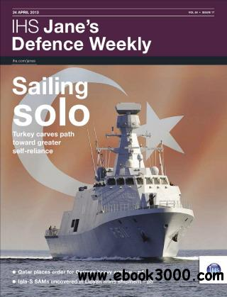 Jane's Defence Weekly Magazine April 24, 2013 free download