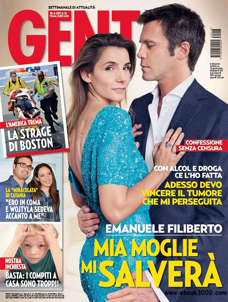 Gente 30 Aprile 2013 (Italy) free download