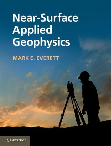 Near-Surface Applied Geophysics free download