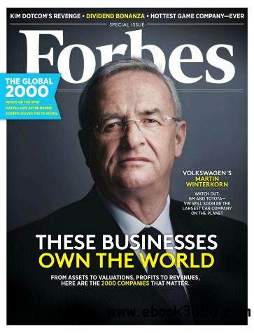 Forbes USA - 06 May 2013 free download
