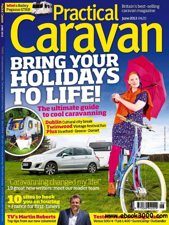 Practical Caravan - June 2013 free download