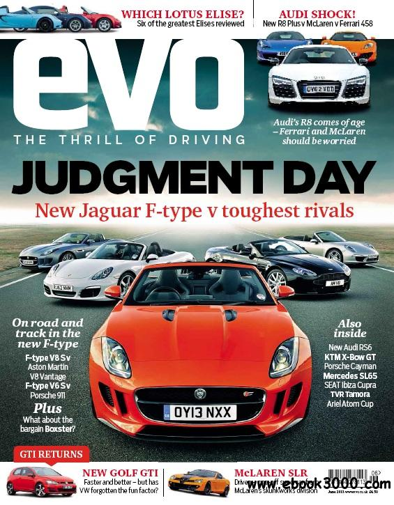 Evo - June 2013 free download