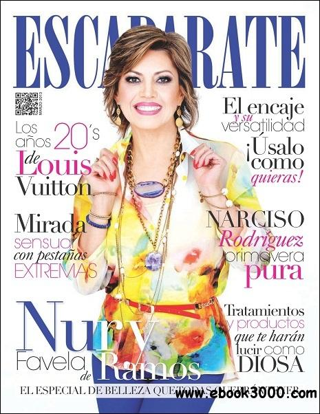 Escaparate - Marzo 2013 free download