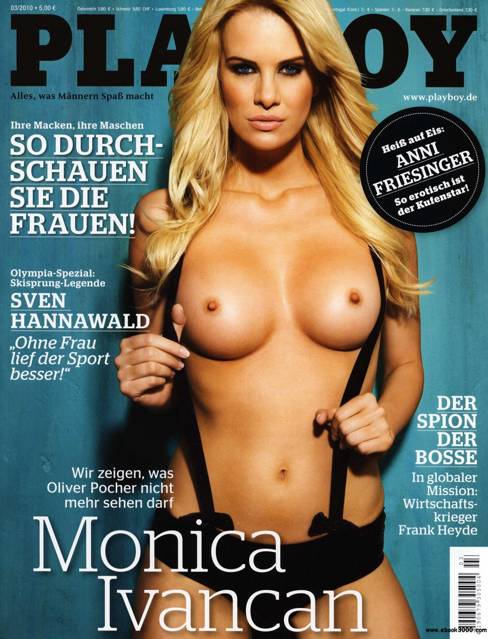 Playboy Germany - March 2010 free download