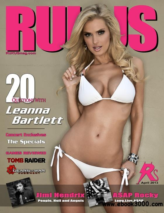 RUKUS magazine - April 2013 free download