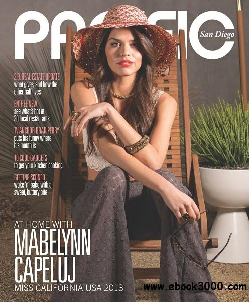 Pacific - March 2013 free download