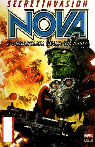 Nova & I Guardiani della Galassia (2 di 2) free download