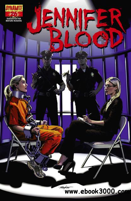 Garth Ennis Jennifer Blood 026 (2013) free download