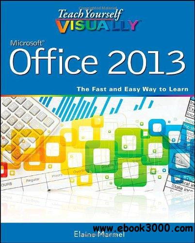 Teach Yourself VISUALLY Office 2013 free download