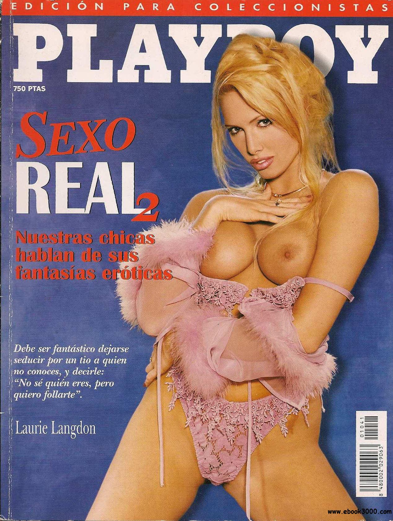 Playboy Spain - Especial Edicion 41 - Sexo Real 2 free download