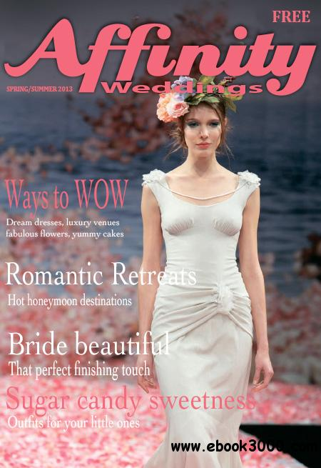 Affinity Weddings - Spring/Summer 2013 free download