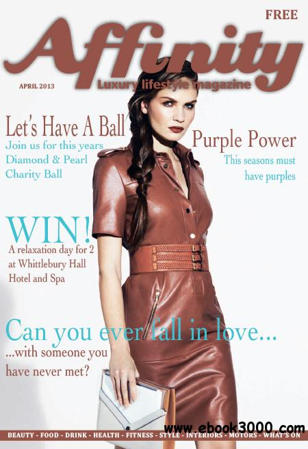 Affinity - April 2013 free download