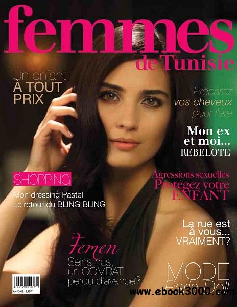 Femmes de Tunisie - Avril 2013 free download