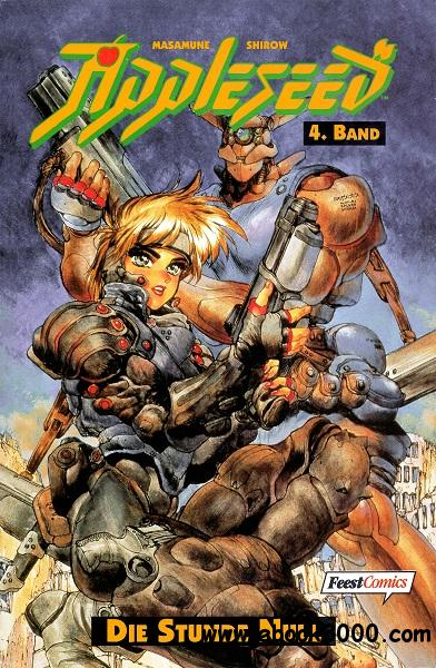 Appleseed - Band 4 - Die Stunde Null free download