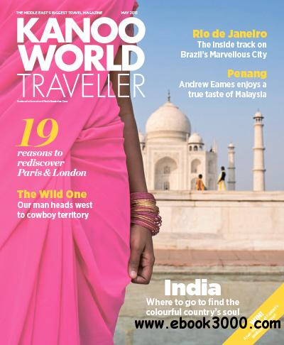 Kanoo World Traveller - May 2013 free download
