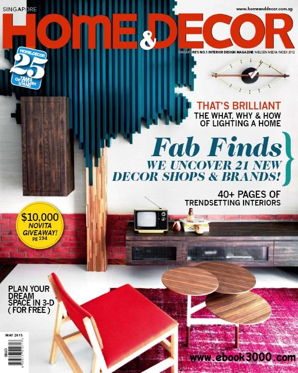 Home Decor Singapore May 2013 Free Ebooks Download