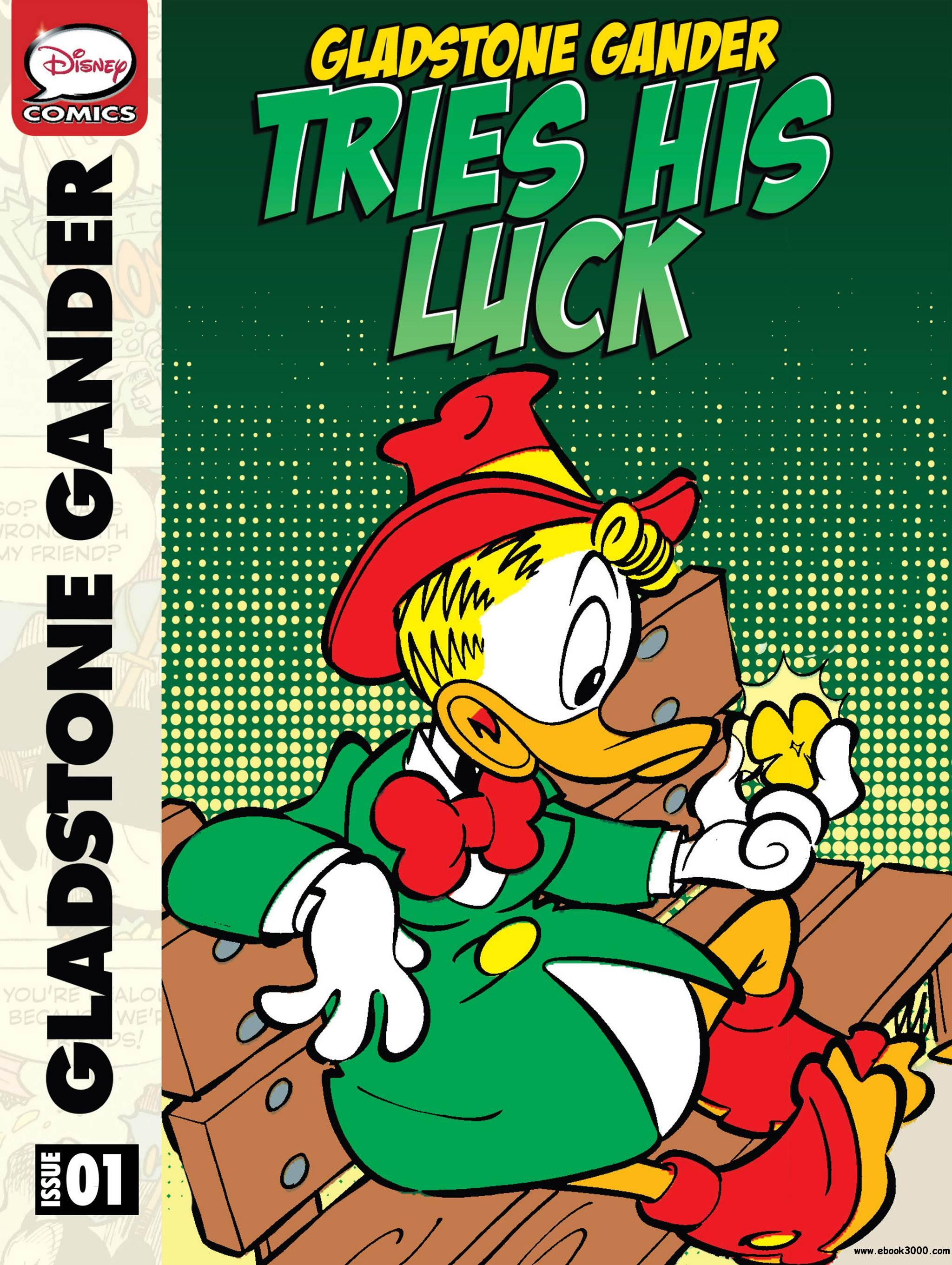 Gladstone Gander Tries His Luck (2013) free download