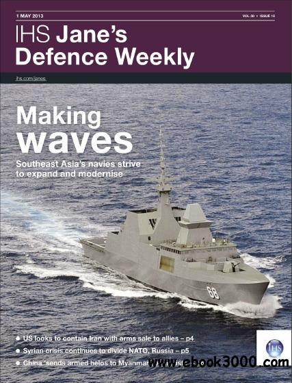Jane's Defence Weekly Magazine May 01, 2013 free download