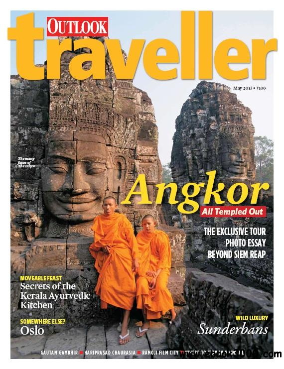 Outlook Traveller - May 2013 free download