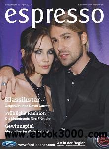 Espresso - April 2013 free download