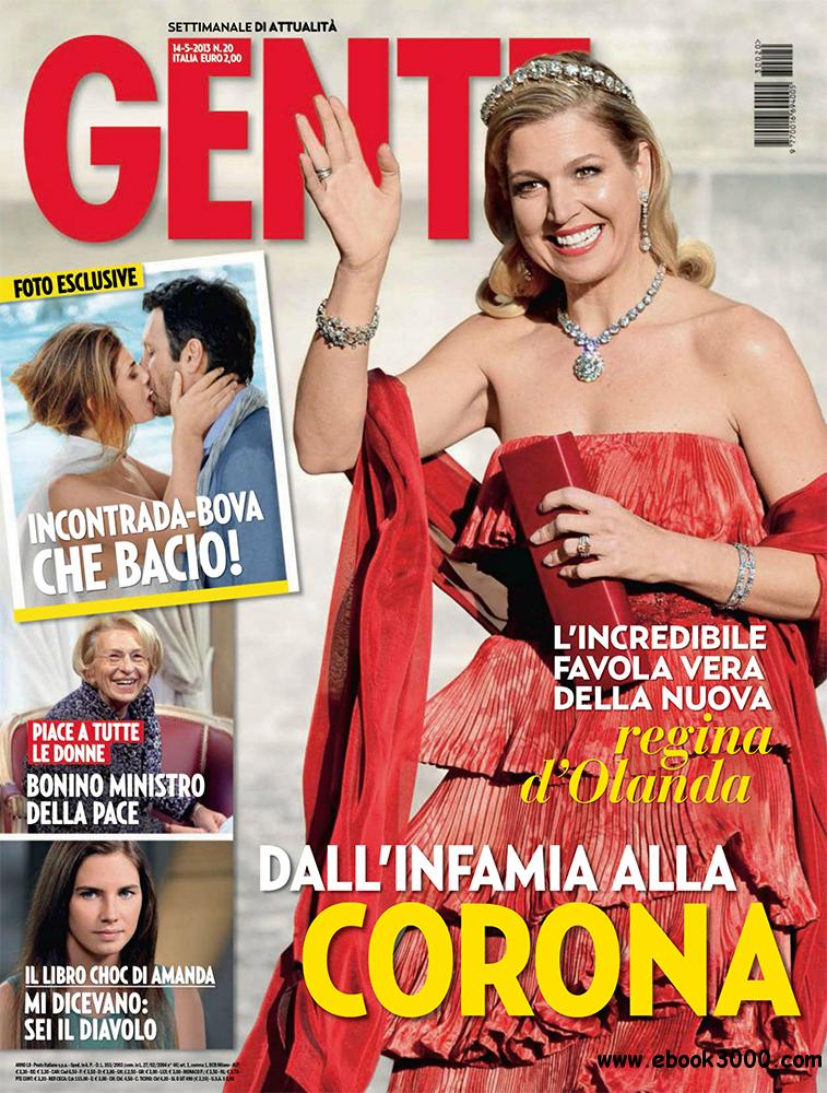 Gente 14 Maggio 2013 (Italy) download dree