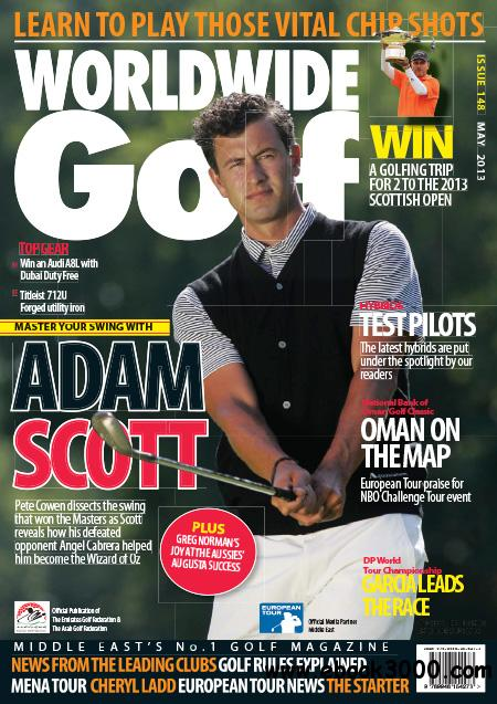 Worldwide Golf - May 2013 free download