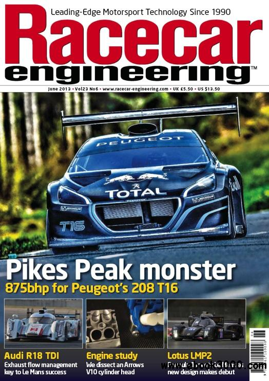 Racecar Engineering - June 2013 free download