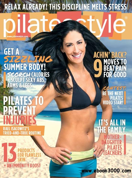 Pilates Style - May/June 2013 free download