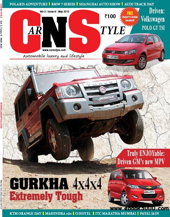 Car N Style - May 2013 free download