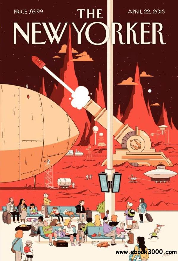 The New Yorker - April 22, 2013 free download