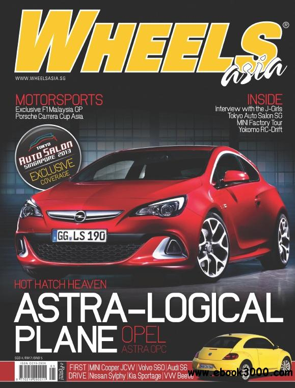 Wheels Asia - May 2013 free download