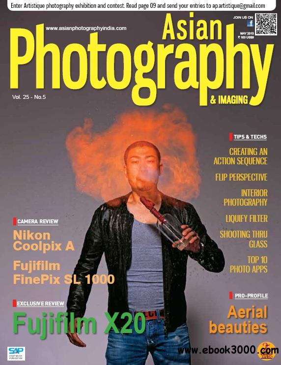 Asian Photography - May 2013 free download