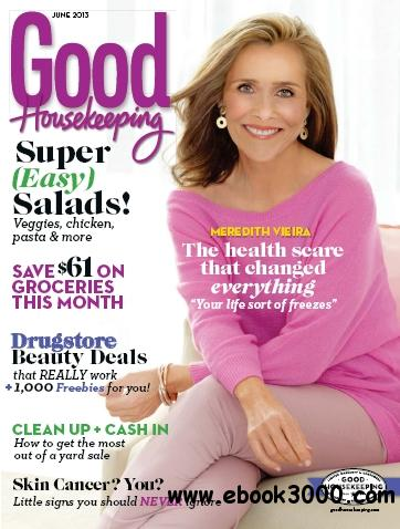 Good house keeping usa june 2013 free ebooks download for Good house magazine