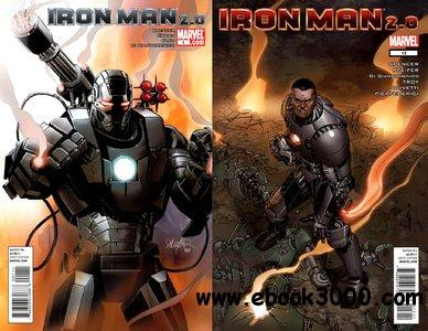 Iron Man 2.0 #1-12 (2011-2012) Complete free download