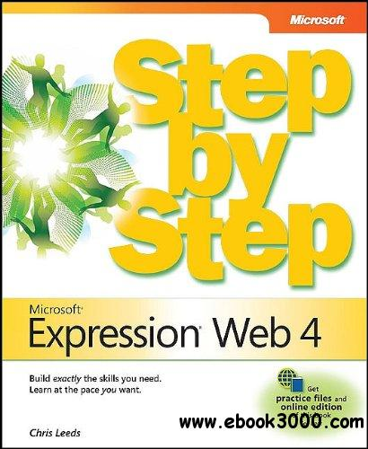 Microsoft Expression Web 4 Step by Step free download