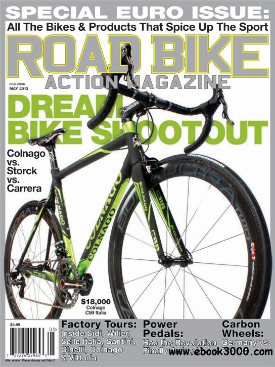 Road Bike Action - May 2013 free download