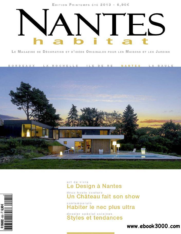 Nantes Habitat N 5 - Printemps-Ete 2013 free download