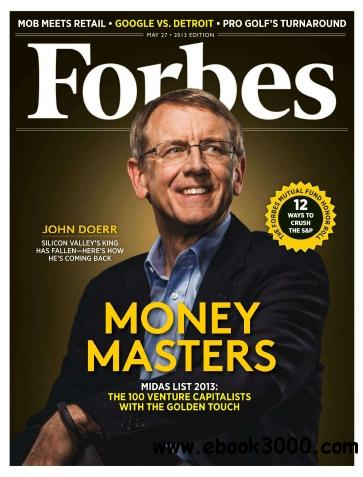 Forbes USA - 27 May 2013 free download
