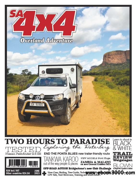 SA4x4 - June 2013 free download