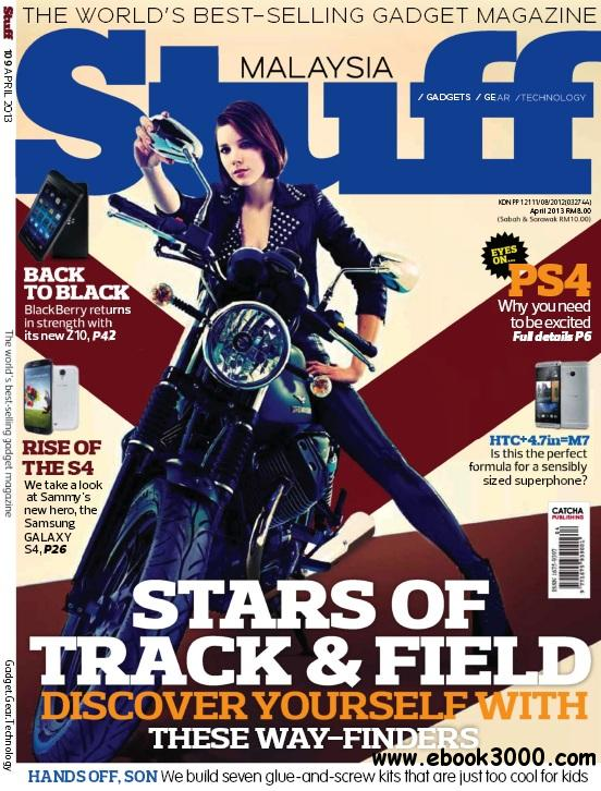 Stuff Malaysia - April 2013 free download