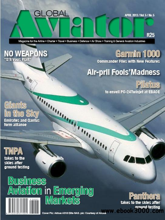 Global Aviator South Africa - May 2013 download dree