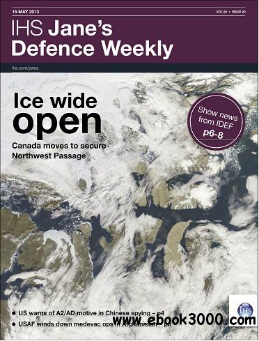 Jane's Defence Weekly Magazine May 15, 2013 free download