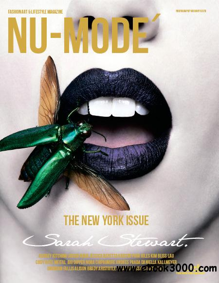Nu-Mode Magazine #8 2013 (The New York Issue) free download