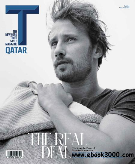 T Qatar #19 - May/June 2013 free download